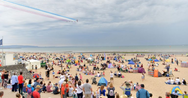 Swansea Airshow 2019: Line up, where to watch, where to park, tickets and everything you need to know – Wales Online