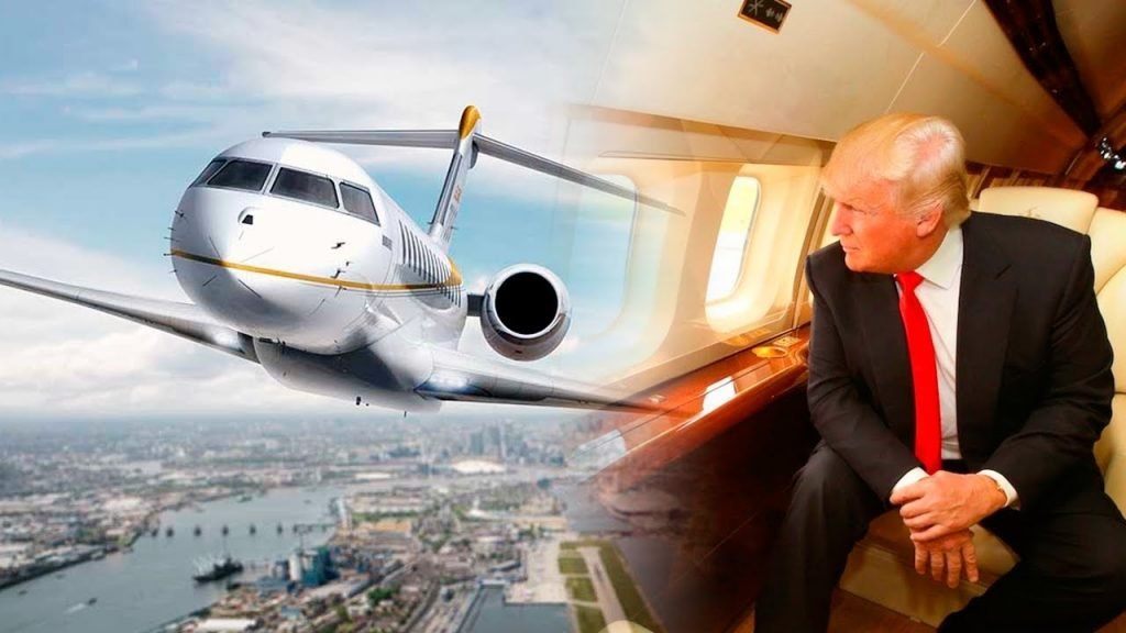 """image of MOST EXPENSIVE PRIVATE JET"""" IN THE WORLD"""