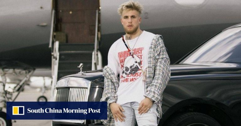 Jake Paul's lavish life: the YouTube sensation splashes his US$20 million net worth on sports cars, a fancy mansion and private jets – will the Tyron Woodley boxing match make him richer?   South China Morning Post