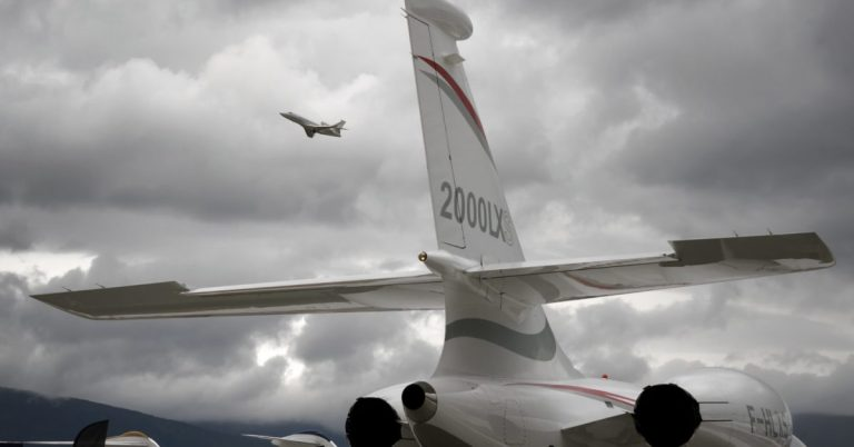 EU to increase spending on private jets for top officials – POLITICO