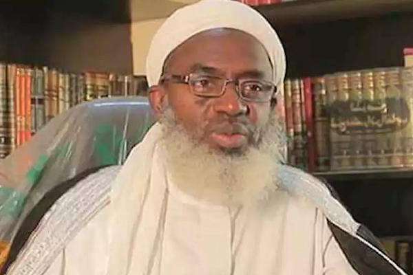 Politicians who hired private jets to attend Buhari son's wedding are also bandits — Sheikh Gumi